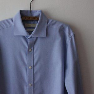 Micheal Kors Blue Dress Shirt